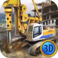 City Construction Trucks Sim on 9Apps