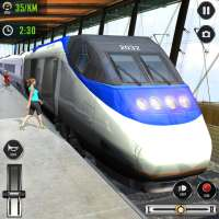 Train Driving Simulator 2020: New Train Games on 9Apps