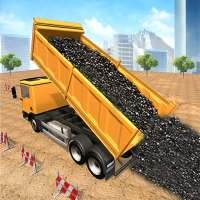 Road Construction City Games on 9Apps