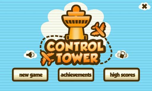 Control Tower - Airplane game screenshot 4