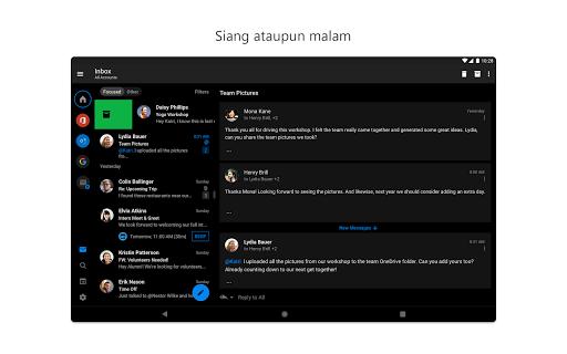 Microsoft Outlook screenshot 8