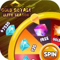 Free 🔥 Diamonds 💎 Wheel Gold Elite on 9Apps