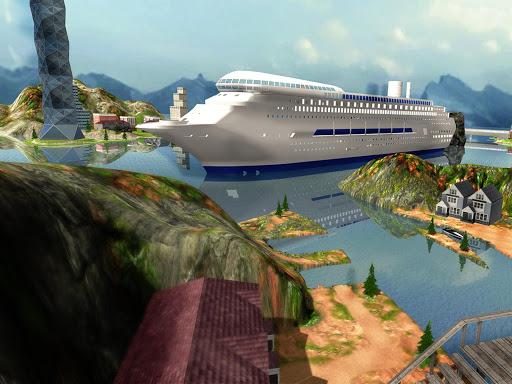 Transport Cruise Ship Game Passenger Bus Simulator स्क्रीनशॉट 10