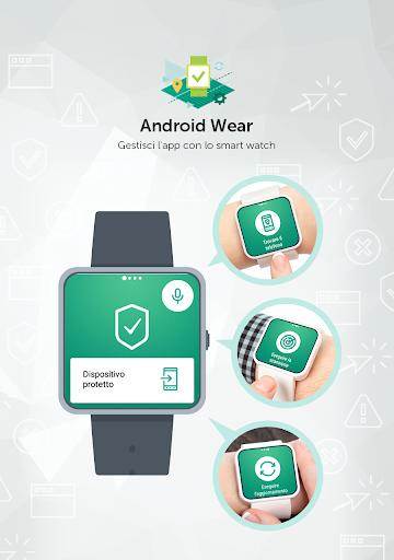 Kaspersky Mobile Antivirus: AppLock Sicurezza Web screenshot 13
