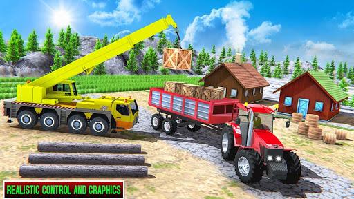 Heavy Duty Tractor Pull screenshot 1