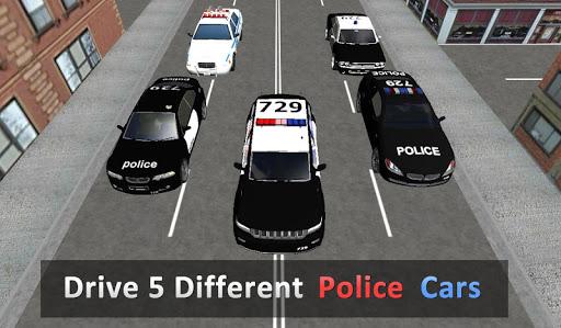 Police Traffic Racer screenshot 1