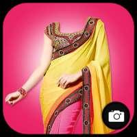 Woman Saree Photo Maker Camera on 9Apps