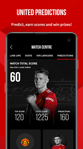 Manchester United Official App स्क्रीनशॉट 4