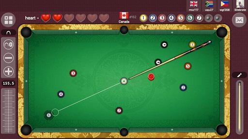 8 ball billiards offline online pool game screenshot 3
