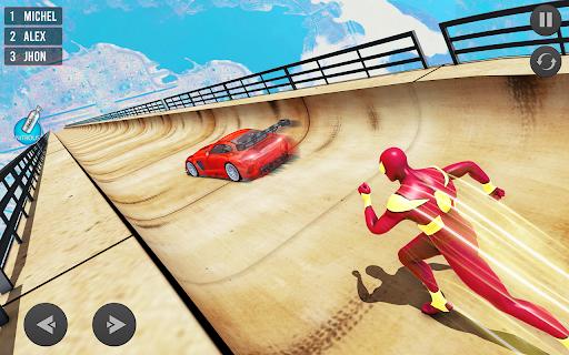 Mega Ramp Car Stunt Driving Games - Car Games screenshot 2