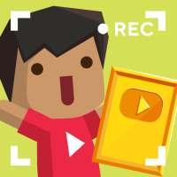 Vlogger Go Viral: Streamer Tuber Life Simulator on APKTom