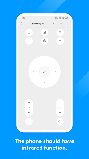 Mi Remote controller - for TV, STB, AC and more screenshot 4