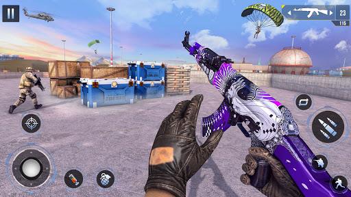 game menembak offline komando screenshot 3
