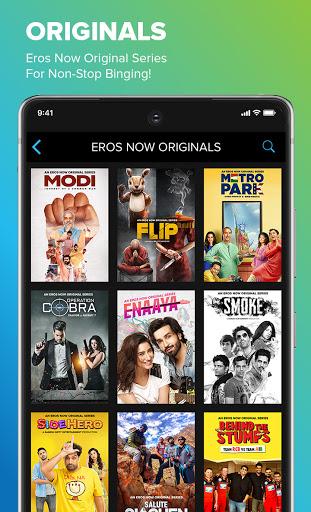 Eros Now - Movies, Originals, Music & TV Shows screenshot 3