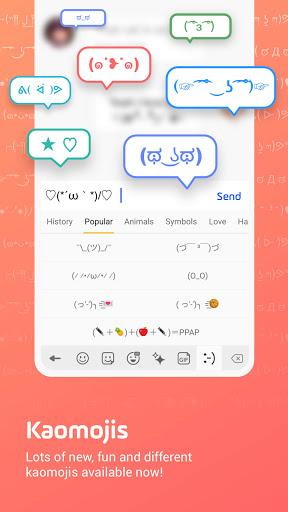 Facemoji Emoji Keyboard:Emoji screenshot 5
