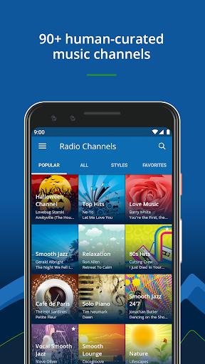 RadioTunes: Hits, Jazz, 80s, Relaxing Music screenshot 1