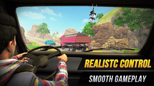 Indian Cargo Truck Driver 2021 screenshot 6