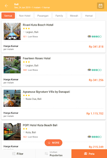 Pegipegi - Beli Tiket Pesawat, Hotel, Kereta & Bus screenshot 11