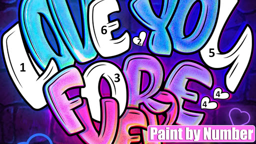 Paint By Number - Coloring Book & Color by Number screenshot 16