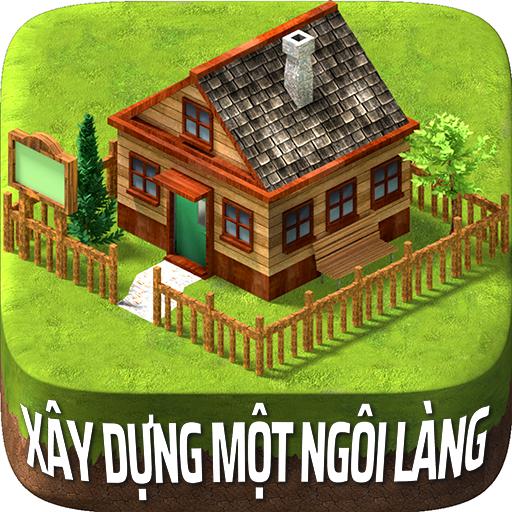 Trò chơi Thành phố Làng Đảo Village Simulation icon