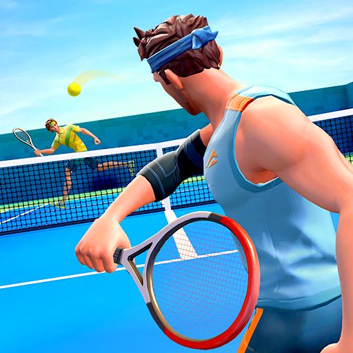 Tennis Clash: Multiplayer Game icon