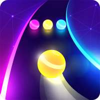 Dancing Road: Color Ball Run! on 9Apps