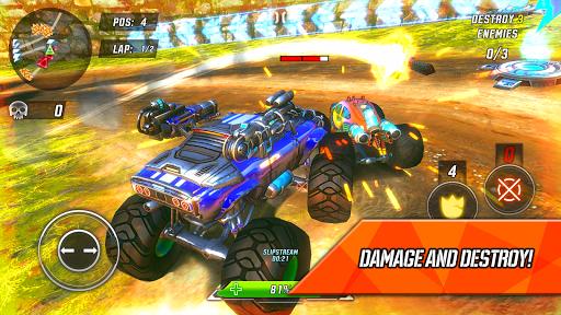 RACE: Rocket Arena Car Extreme screenshot 4