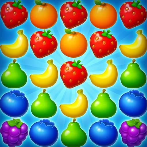 Fruits Mania : Elly's travel