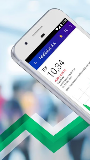 Yahoo Finanzas screenshot 1
