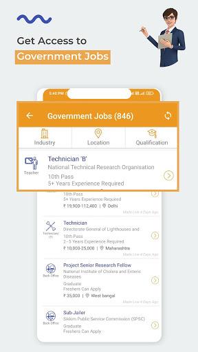 WorkIndia Job Search App - Work From Home Jobs 6 تصوير الشاشة