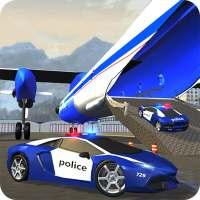 trasporto aereo della polizia on 9Apps