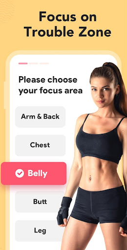 Workout for Women: Fit at Home screenshot 2