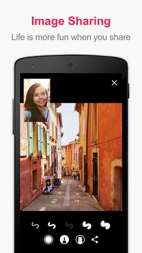 JusTalk - panggilan video dan obrolan video gratis screenshot 3