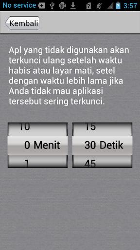 Pengunci Apl screenshot 5