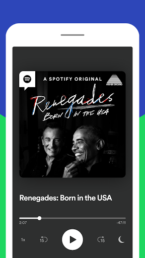 Spotify: Listen to podcasts & find music you love screenshot 3