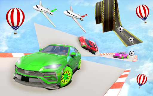 Impossible Track Car Stunt 3D: Car Games screenshot 3