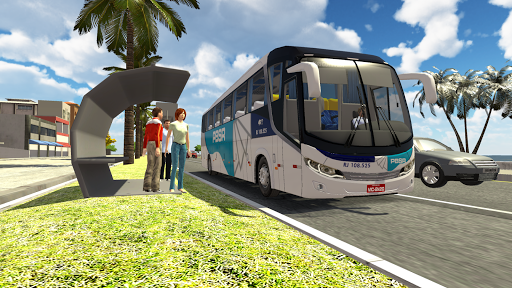 Proton Bus Simulator Road screenshot 2