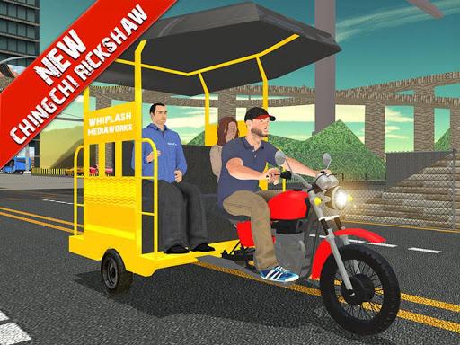 Tuk Tuk Auto Rickshaw Offroad Driving Games 2020 screenshot 11