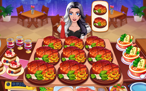 Мастер кулинарии: кулинарная игра Fever Chef скриншот 10