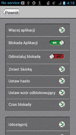 Blokada Aplikacji screenshot 4
