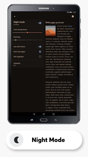 เบราว์เซอร์ Opera ที่มี VPN ฟรี screenshot 17