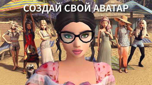 Avakin Life - Виртуальный 3D-мир скриншот 1