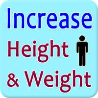 Increase Height and Weight on 9Apps