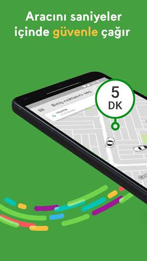 Careem Taksi Çağırma Uygulaması screenshot 1