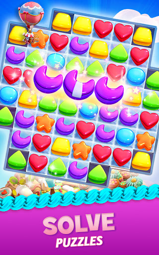 Cookie Jam Blast™ New Match 3 Game | Swap Candy screenshot 1