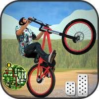 Mountain Bike Simulator 3D on 9Apps
