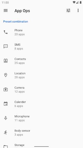 App Ops - Permission manager screenshot 4