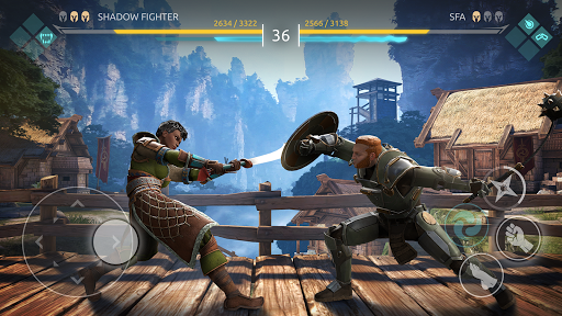 Shadow Fight Arena — PvP Fighting game screenshot 1