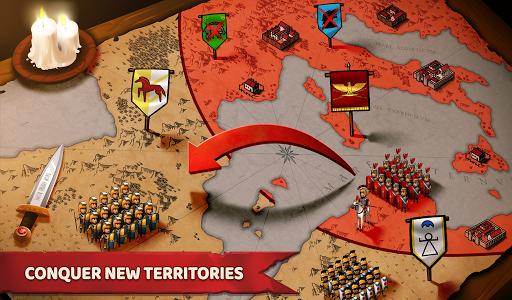 Grow Empire: Rome screenshot 11