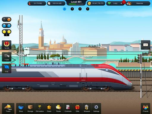 Train Station: Train Freight Transport Simulator screenshot 7